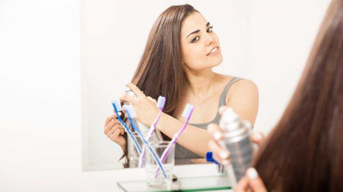 Jangan Salah Aplikasikan Dry Shampoo, Ini Trik Memilih Sampo Menurut Jenis Rambut