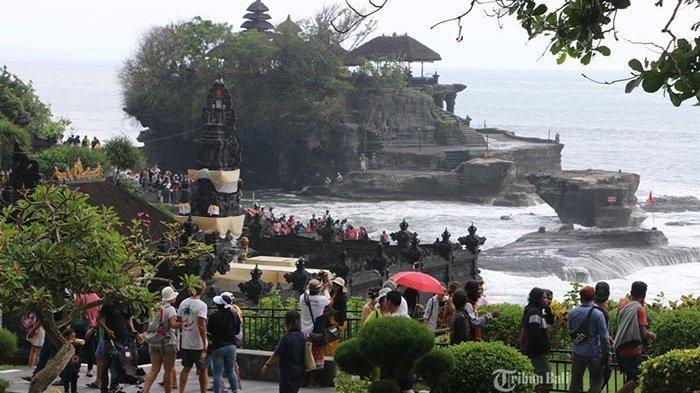 Pantai Kuta dan Tanah Lot Kembali Dibuka, Kapasitas Pengunjung Dibatasi 50 Persen