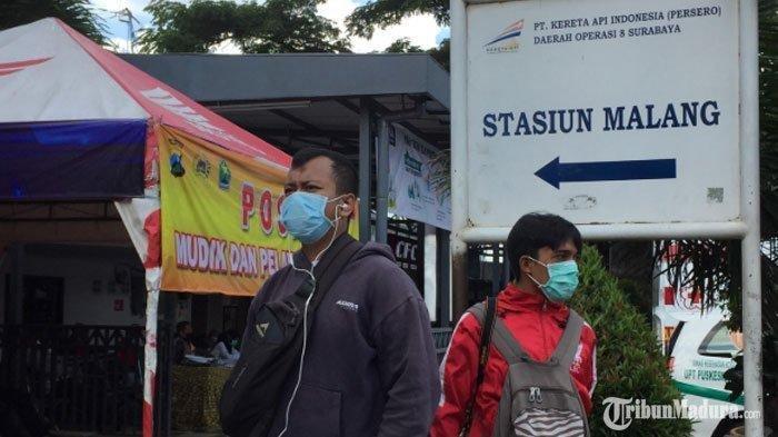 Penumpang Kereta Api Kini Diwajibkan Pakai Masker, Ini Hukuman Bagi Pelanggarnya