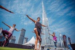 Dubai Fitness Challenge 2017