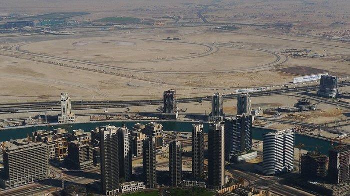 Dubai Bikin Hujan Buatan untuk Mengatasi Cuaca Panas, Bagaimana Caranya?