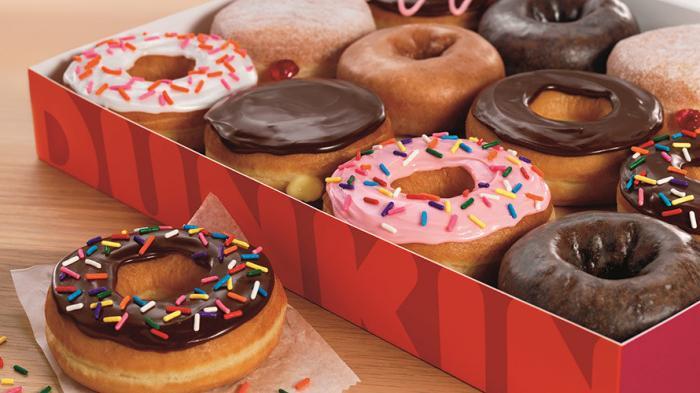 Promo Dunkin Donuts Februari 2019 - Hari Terakhir Promo, Beli 18 Donuts Cuma Rp 88 Ribu