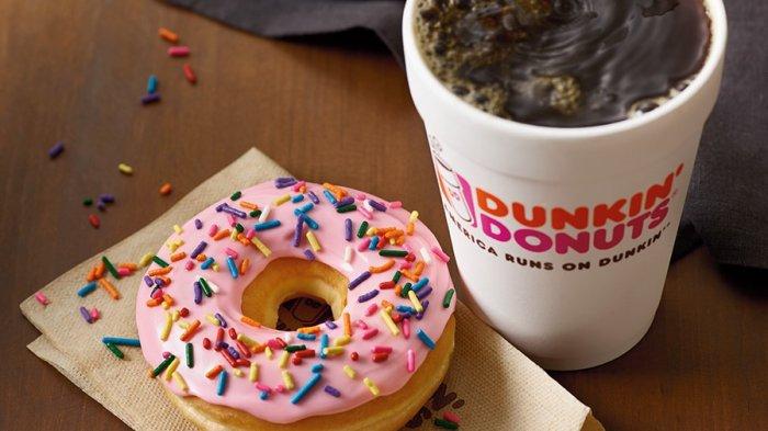 Dunkin Donuts  menggelar promo Hari Pelanggan Nasional yang sayang banget bila dilewatkan.