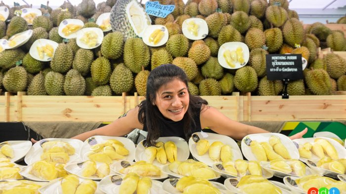 Daftar Makanan yang Tak Boleh Dikonsumsi Bersamaan dengan Durian, Ada Susu sampai Minuman Berkafein
