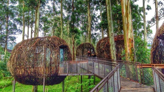 Harga Tiket Masuk Dusun Bambu Lembang 2021, Cocok Buat Lepas Penat Sambil Nikmati Suasana Pedesaan