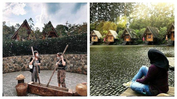 Harga Tiket Masuk Dusun Bambu Lembang 2021, Wisata Komplit dengan Nuansa Kampung Khas Sunda