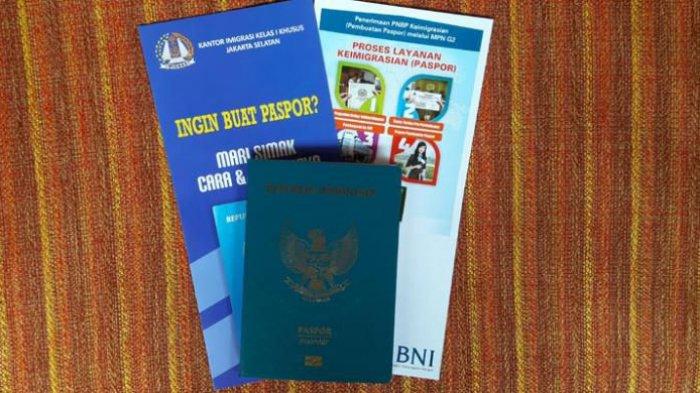 Daftar 35 Kantor Imigrasi yang Melayani Pengurusan E-Paspor di Seluruh Indonesia
