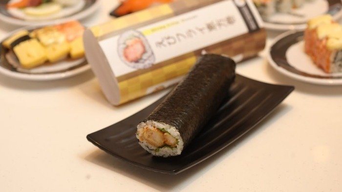 Mengenal Lebih Dekat Ehomaki, Makanan Pembawa Keberuntungan Asal Jepang