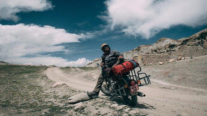 Harga Mulai Rp 200 Ribu, Touring Makin Kece dengan Eiger Backpack Edisi Terbaru Khusus untuk Rider