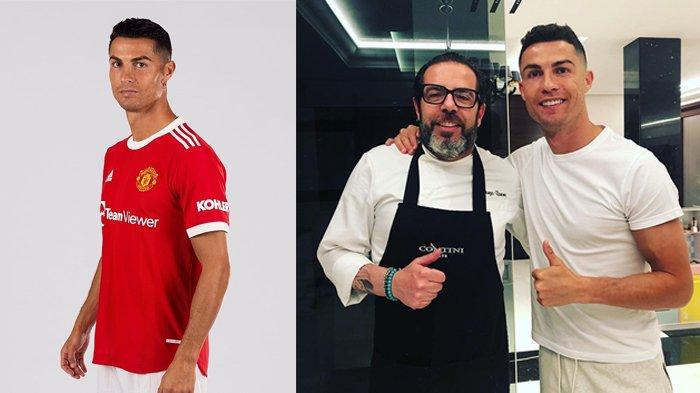 Eks Koki Ungkap Rahasia Diet 'Murah' Cristiano Ronaldo, Bukan Makanan Mahal