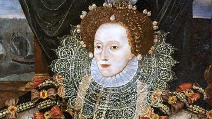 Lukisan Ratu Elizabeth I
