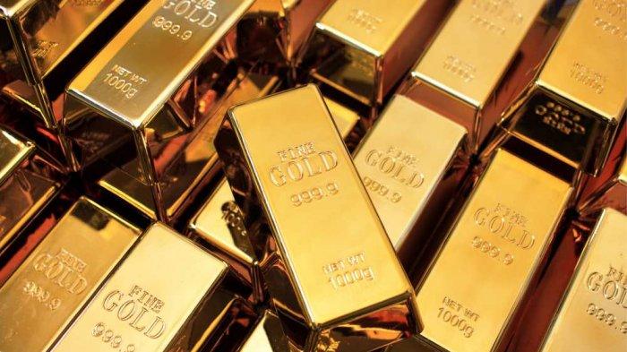 Ilustrasi emas
