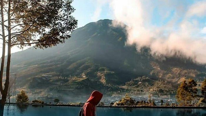 Embung Kledung Temanggung, Wisata Alam di Jawa Tengah yang Mirip Danau Kawaguchi di Jepang