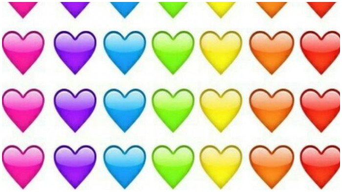 Makna di Balik 7 Warna Emoji Hati Utuh yang Sering Dipakai di Aplikasi WhatsApp