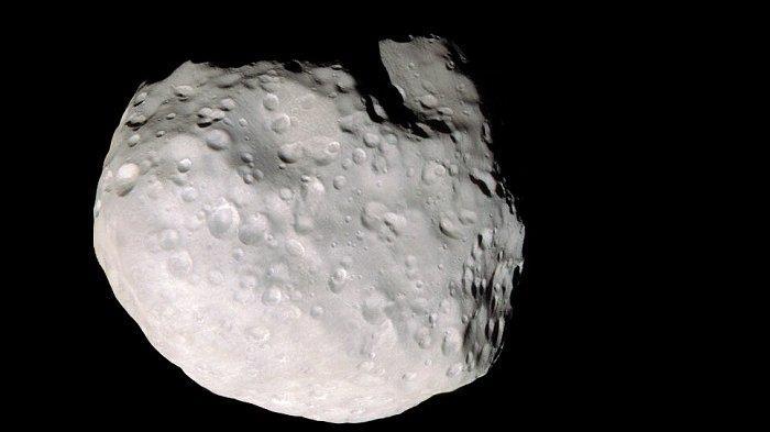 Unik, Salah Satu Satelit Planet Saturnus Ini Berbentuk Seperti Kentang