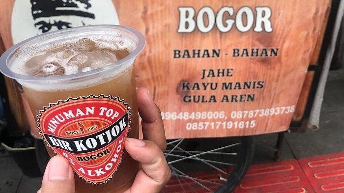 Es Bir Kotjok Si Abah, kuliner legendaris di Bogor.