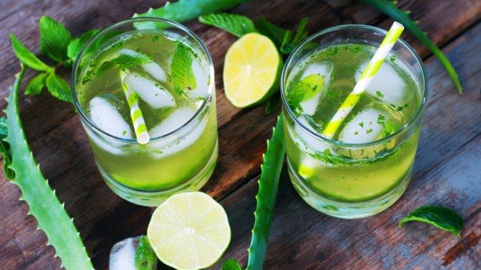 6 Minuman Manis Khas Indonesia untuk Berbuka Puasa, Mulai Es Doger hingga Es Lidah Buaya