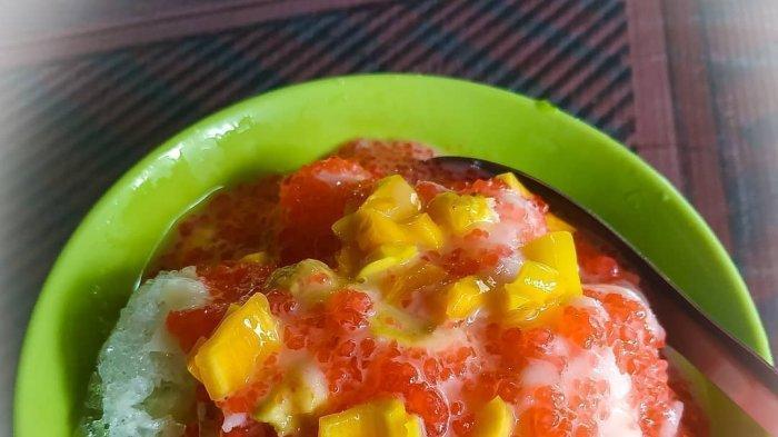 Mengenal Es Oyen, Minuman Menyegarkan dari Kota Bandung yang Mirip Es Teler