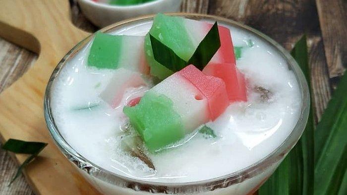 Es Selendang Mayang, Minuman Tradisional Khas Betawi yang Banyak Diburu saat Ramadan