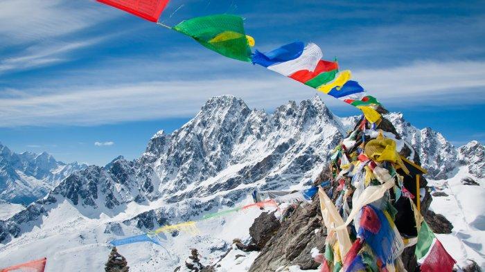 Ada Wabah Virus Corona, Pendakian Gunung Everest Ditutup Sementara