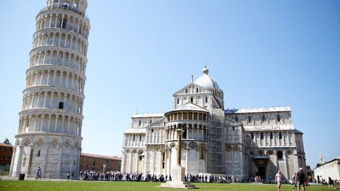 Fakta Unik Menara Pisa, Bangunan Ikonik di Italia yang Pembangunannya Butuh Waktu 2 Abad