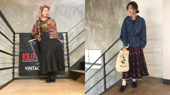 5 Toko Pakaian Vintage dan Bekas Terbaik di Tokyo, Bisa Dapat Kimono Berkualitas dengan Harga Miring