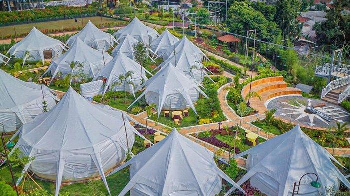 Harga Tiket Masuk, Rute, dan Tarif Glamping di Chevilly Resort & Camp Bogor Terbaru