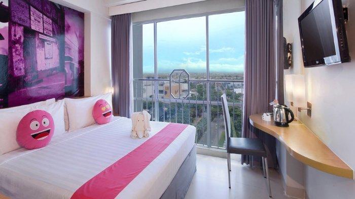 5 Hotel Murah Di Solo Baru Tarif Menginap Mulai Rp 130 Ribuan Tribun Travel