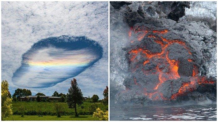 15 Potret Fenomena Alam Langka yang Pernah Terjadi di Dunia Walau Susah Dipercaya