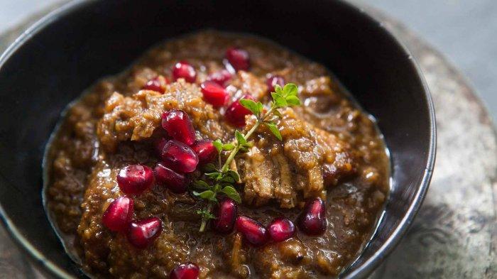 Fesenjan Makanan Khas Ramadhan Di Iran Yang Kaya Rasa Tribun Travel