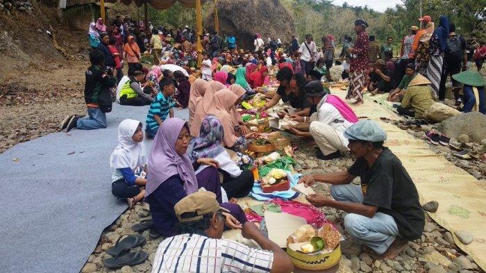 Festival Kembul Sewu di Kulon Progo Jadi Ajang untuk Pererat Persaudaraan Antar Warga