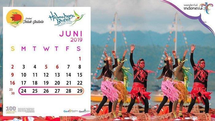 Info Jadwal Acara dan Lokasi Festival Teluk Jailolo 2019