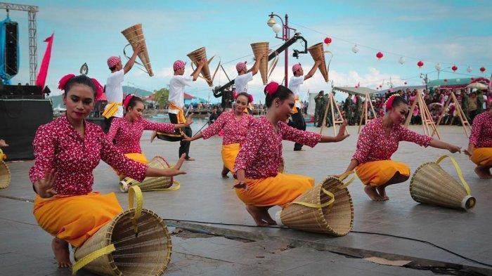 Festival Teluk Jailolo 2019, Pesona Budaya Kepulauan Rempah