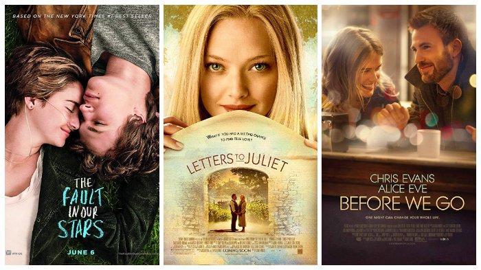 7 Film Hollywood Tentang Traveling yang Romantis Buat Ditonton Bareng Pasangan saat Valentine