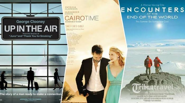 Cuma Modal Laptop, Film-film Ini Bakal Membawamu Melihat Keindahan Destinasi Wisata di Dunia