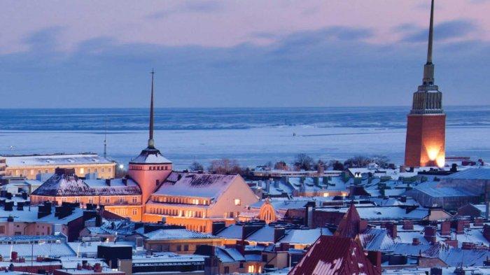 5 Destinasi Wisata Alam di Finlandia, Negara Tempat Nadine Chandrawinata dan Dimas Anggara Berlibur