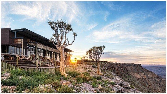 Fish River Lodge - Ariamab, Namibia