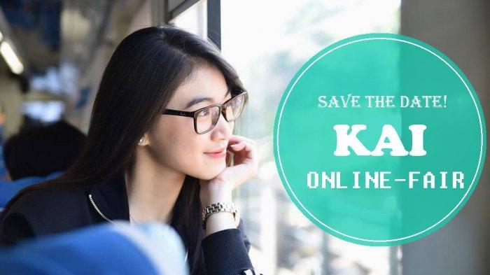 Flash Sale KAI Online Fair, Naik Kereta Lebih Murah Tarif Mulai dari Rp 50 Ribu ke Mana Aja