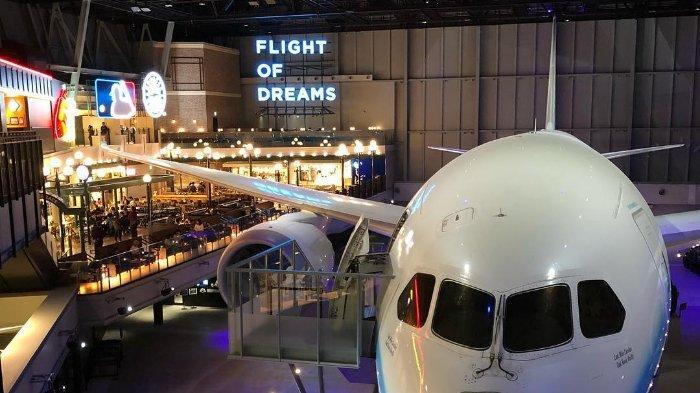 Jepang buat Taman 'Flight of Dream' di Bandara Internasional Chubu Centrair