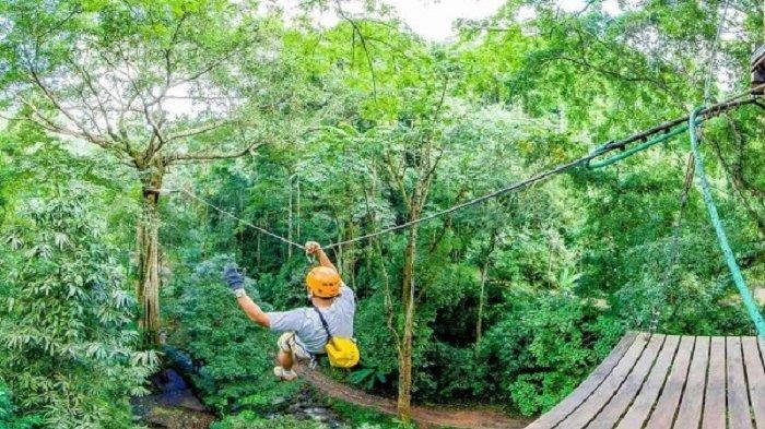 Wahana Zipline di Chiang Mai Tak Kuat Menahan Beban, Turis Kanada Berbobot 125 Kg Tewas Terjatuh