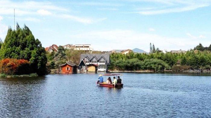 5 Tempat Wisata Terpopuler di Bandung, Menikmati Keunikan Pasar Terapung di Floating Market