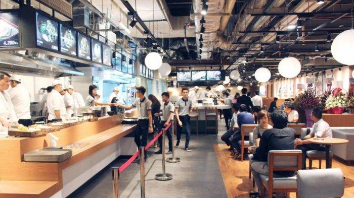 Mencoba Food Court yang Ada di Jepang, Apa Istimewanya?