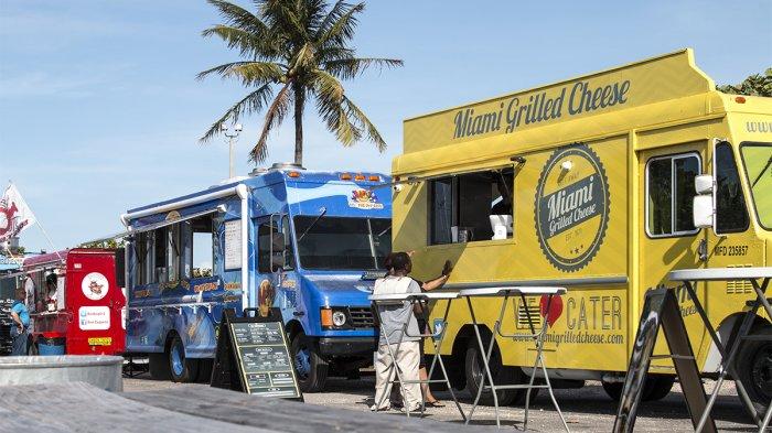 Sejarah Awal Munculnya Food Truck, Dulunya Hanya Menjual Sandwich, Kopi, dan Kue Pai