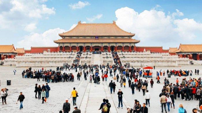 Tiket Murah ke China untuk Liburan Tahun Baru Imlek 2020 di Beijing, Tarif Mulai Rp 3,3 Juta
