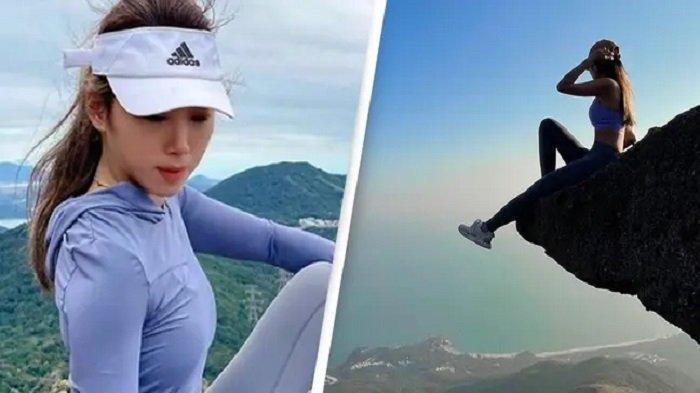Influencer Jatuh saat Selfie di Tepi Air Terjun dan Meninggal Dunia