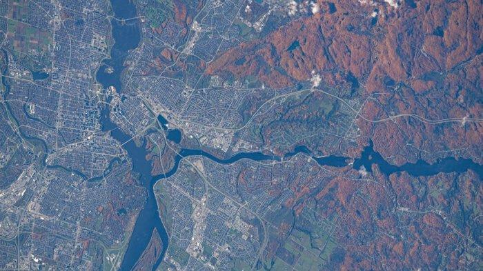 NASA Rilis Foto-foto Bumi dari Stasiun Luar Angkasa, Diambil Langsung oleh Sejumlah Astronaut