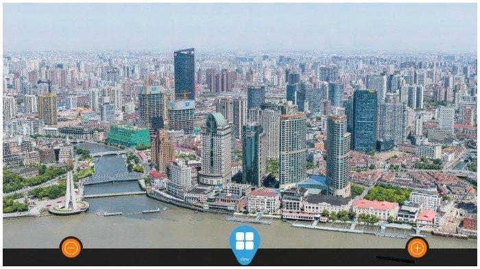 Bikin Nggak Bisa Berhenti Zoom-in, Ini Foto Kota di China yang Dipotret Kamera 24,9 Miliar Piksel
