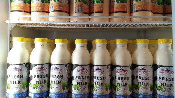 Fresh Milk di Cimory