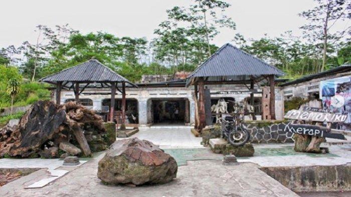 Omahku Memoriku, Rumah Berisi Sisa Erupsi Gunung Merapi yang Kini jadi Museum di Sleman