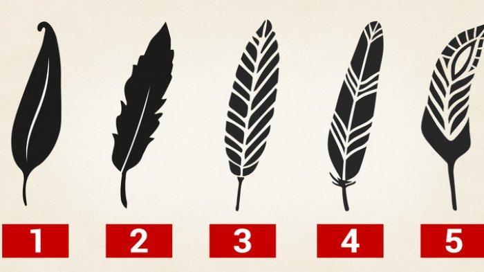Tes Kepribadian Yuk! Gambar Pena Bulu yang Kamu Pilih Ungkap Kekuatan Tersembunyi dari Karaktermu